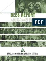 BEES Annual Report 2005-2006