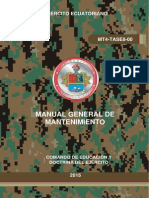 Manual General de Mantenimiento Mt4-Tase8-00
