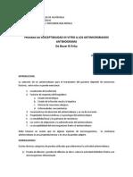 Documento Antibiograma