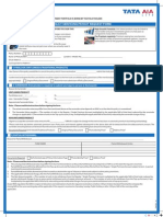 Partial Withdrawal Form