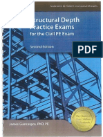 Structural Depth Practice Exams for the Civil PE Exam