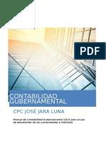 CONTABILIDAD GUBERNAMENTAL- 2013 JOSE JARA.docx
