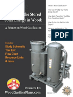 Wood Gasifier Manual