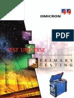 Omicron CP Line catalogue