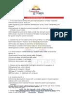 CTET EVS Previous Paper 10