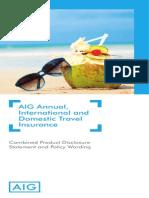 AUSB2B2C AnnualInternationalDomesticTravelPDS
