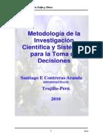 Metodologia de La Investigacion Cientifica y Sistemica Para La Toma de Decisiones2