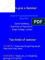 How to give a seminar.ppt