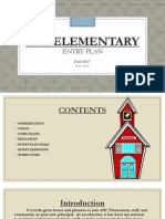 entry plan document