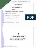 Elementos Basicos C