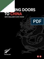 NZInc- Strategy - China