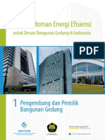 Buku Pedoman Efisiensi Energi