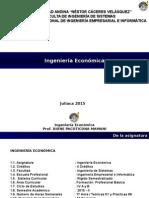 Ingenieria Economica IV Empresarial e Informatica