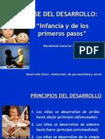 infancia y Primeros Pasos psicologia