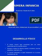 4.- Primera Infancia (3 a 6 Años)