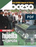 Revista Proceso - 28 de marzo de 2010 • No. 1743