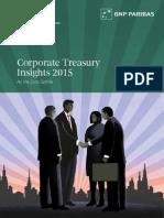 BCG Corporate Treasury Insights 2015