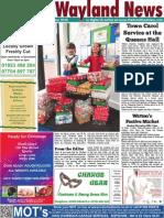 The Wayland news December 2015