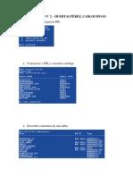 Producto 2  - Consultas Base de Datos Oracle