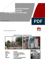 Model Site Swap 2G-3G Outdoor With Enclosure XL Project 2014_West Java