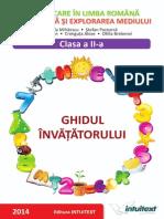 CLR + MEM Cls a II-a Ghidul invatatorului INTUITEXT
