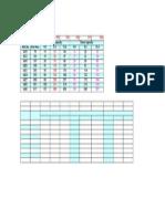 Copy of Bolt Capacities