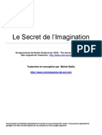 Le Secret de l Imagination Neville Goddard
