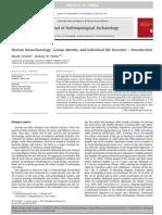 Human Bioarchaeology (Zvelebil, Weber)