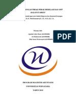 Transaksi Pihak Berelasi & Off Balance Sheet