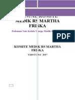 Panduan Komite Medis RS MF Baru