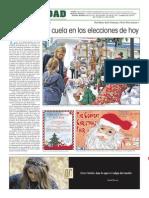 151126 La Verdad CG- La Navidad Se Cuela en Las Elecciones de Hoy p.16