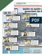 151126 La Verdad CG- Quién Es Quién El Las Elecciones Generales de #Gibraltar Pp. 8 y 9