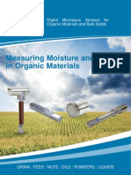 Measuring Moisture and Brix in Organic Materials Brochure
