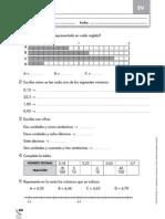 Tema 6 Matematicas 4 º