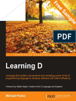 Learning D - Sample Chapter