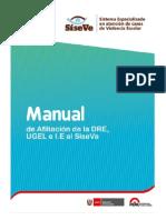 Manual Usuario Afiliacion SISIVE