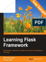 Learning Flask Framework - Sample Chapter