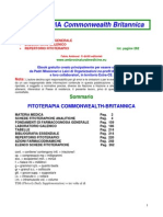 Fitoterapia Commonwealth Britannica