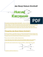 Hk. Kirchhoff 1 Dan 2