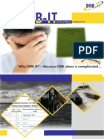 ORB-IT Oil Record Book Intelligent Tool