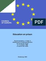 Education en Prison
