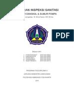 laporan inspeksi sanitasi sumur