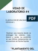 Actividad de Laboratorio NUMERO4