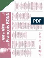 Bulletin de vote - 1er tour