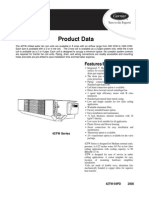 Fan coil unit catalogue