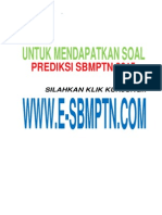 Soal Tryout Un b Ind Sma 2015