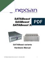 SATABeast Hardware Manual v2.2