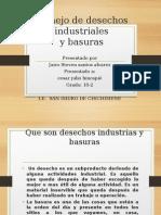 Manejo de desechos industriales.pptx