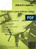 Manual de Hélices Axiais