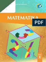 Kelas 10 SMA Matematika Siswa